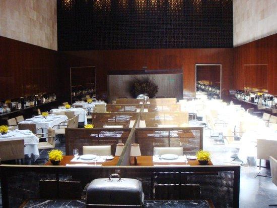 Hotel Fasano São Paulo: Uno dei ristoranti