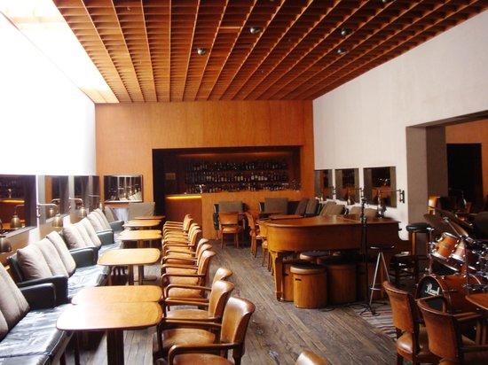 Hotel Fasano São Paulo: Un ristorante con la sala musica