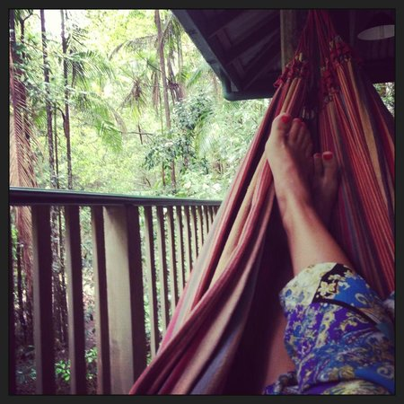 Narrows Escape Rainforest Retreat:                   Bliss!