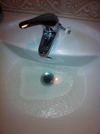 Casa Genoveffa :                   il lavabo