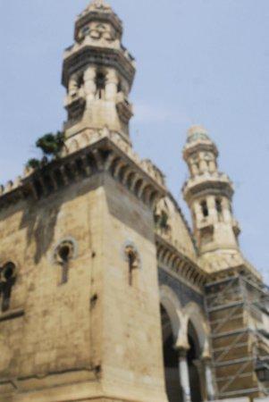 Facade Ketchaoua Mosque