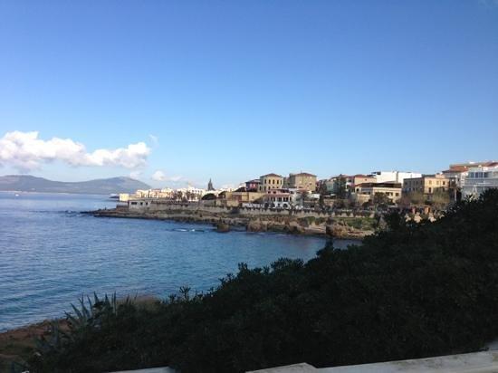 Villa Las Tronas Hotel  & Spa:                   vista dall'hotel