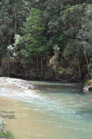 Maleny Luxury Cottages :                   Booloumba Creek