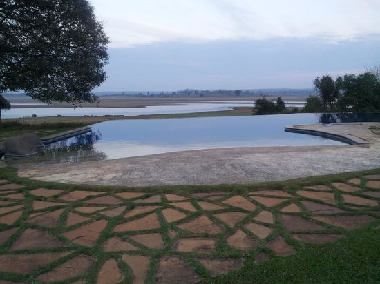 Orange County Resorts Kabini:                   Beautiful pool