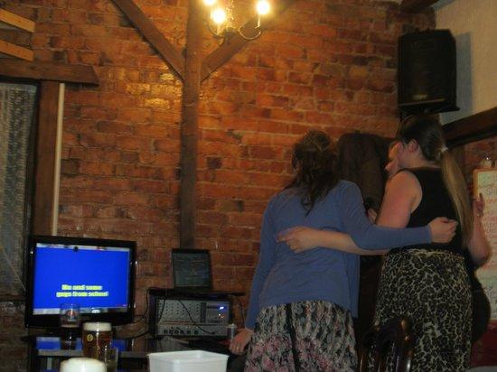 New Osborne Hotel:                   Karaoke