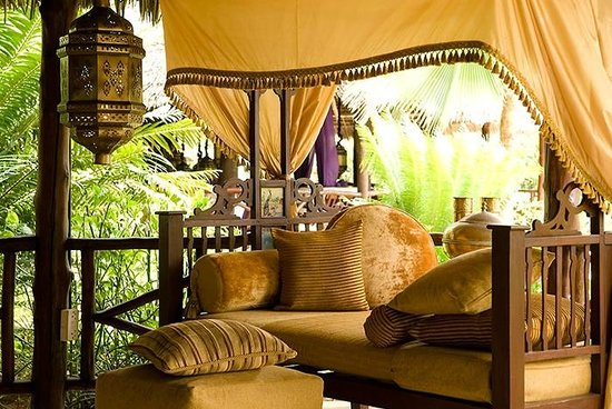 Breezes Beach Club & Spa, Zanzibar: The Chai Room