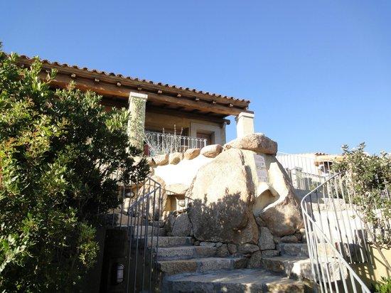 Hotel Li Finistreddi:                   giardino