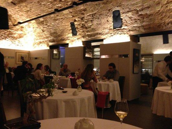 Inside Chez Sophie