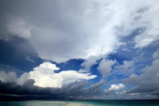 VOI Dhiggiri Resort:                   stupendo anche se nuvoloso