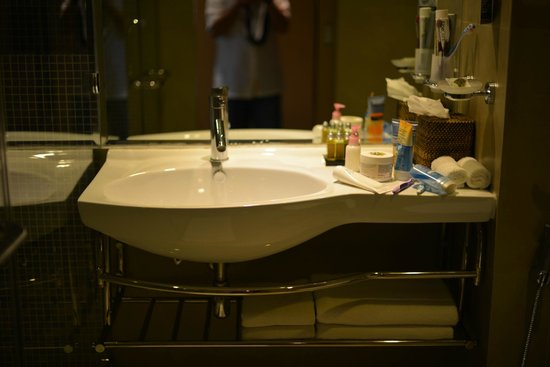 The Palace Boutique Hotel:                   Nice product in Bath room