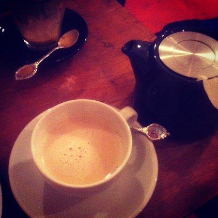 Tamper Coffee - Westfield Terrace:                   Milky Chai Tea