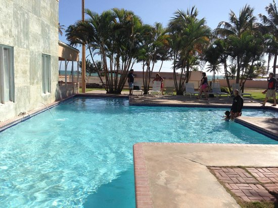 Parador Palmas De Lucia:                   Piscina/Pool