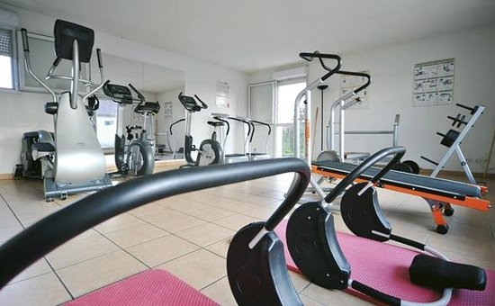 Appart'City Dijon Ahuy : Park&Suites Confort Dijon Ahuy - Fitness Room