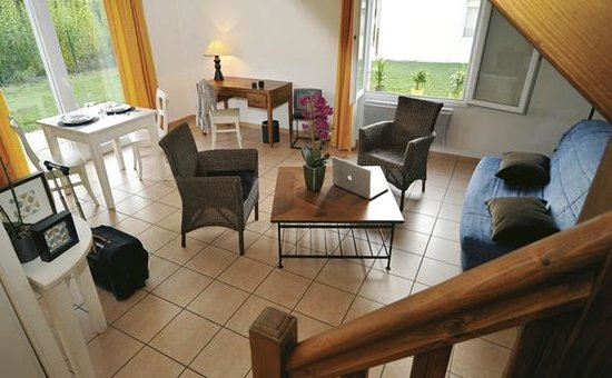 Appart'City Dijon Ahuy : Park&Suites Confort Dijon Ahuy - 2-bedroom Duplex Apartment