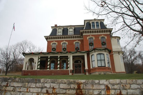 General Crook House Museum:                                                       Front