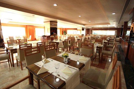 Green Park Bostanci: Restaurant