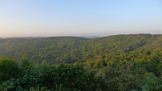 The Machan:                   The first thing you'll in love with - the view