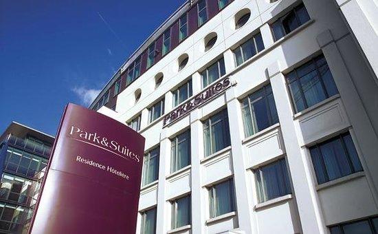Appart'City Confort Lyon Part-Dieu : Park&Suites Prestige Lyon Part Dieu - Exterior view
