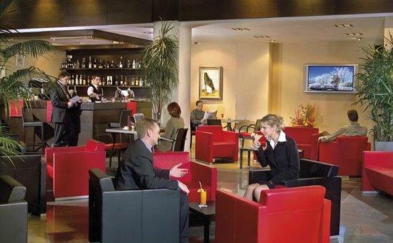 Appart'City Confort Lyon Part-Dieu : Park&Suites Prestige Lyon Part Dieu - Bar