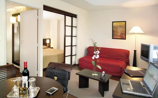 Appart 39 city confort lyon part dieu hotel france voir for Appart city prix