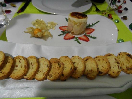 Hotel Villa de Biar:                   Cena