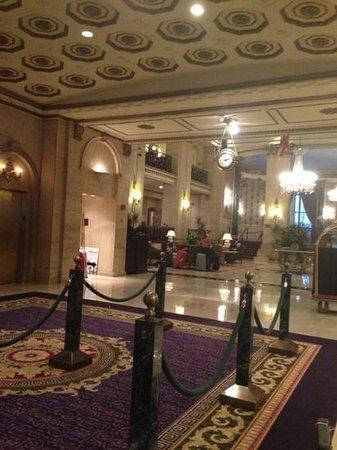 写真ルーズベルト ホテル ニューヨーク枚