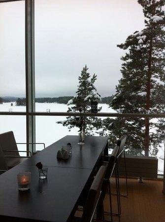 Roemskog Spa & Resort:                   spisesalen