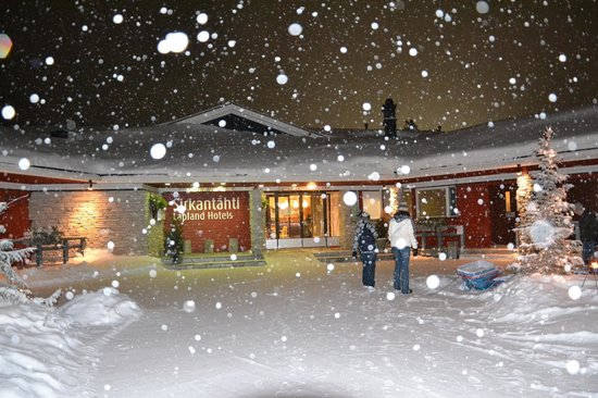 Lapland Hotel Sirkantahti: L'Hôtel