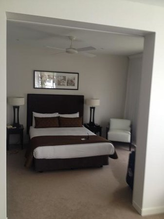 Grand Mercure Allegra Hervey Bay:                   very comfy