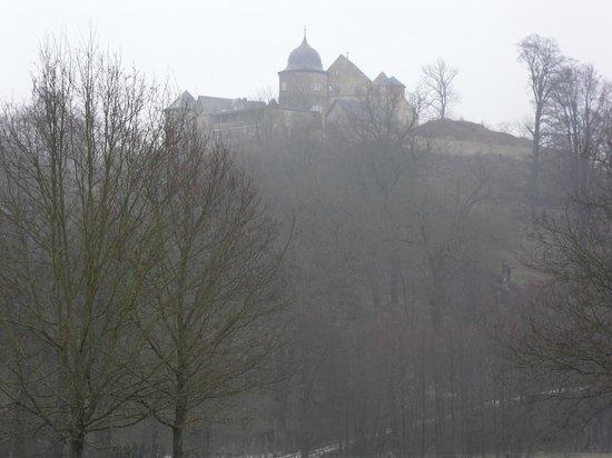 Dornroeschenschloss Sababurg:                   Sababurg