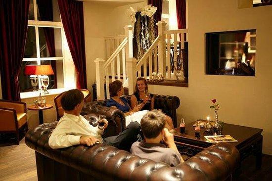 Hotel Carpe Diem: De Lounge