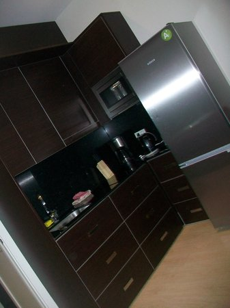 Apartments BarcelonaGo:                   cucina