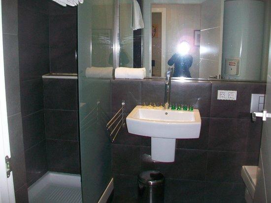 Apartments BarcelonaGo:                   uno dei due bagni.