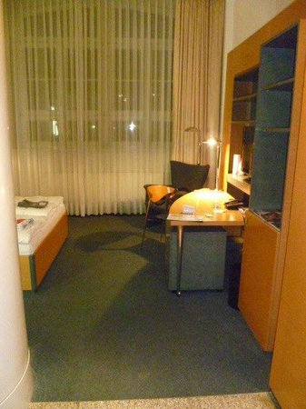 Innside Premium Hotels Berlin:                   INGRESSO