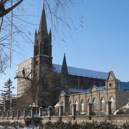Jilin Catholic Church: Jilin's Catholic Church