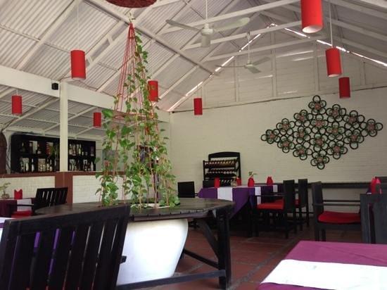 La Niche d'Angkor Boutique Hotel: restaraunt