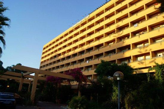 Dom Pedro Vilamoura:                   отель