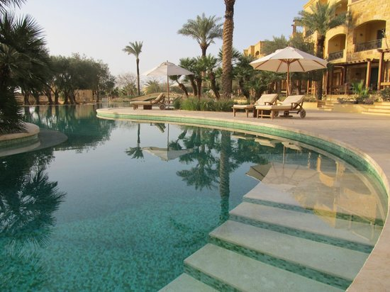 Kempinski Hotel Ishtar Dead Sea:                   07