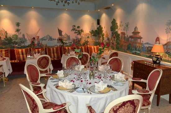 Alchymist Grand Hotel & Spa:                   Une décor de rêve                 