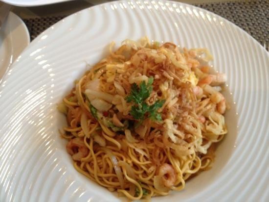 Restaurant Cafe Bar Noodles :                   noodles