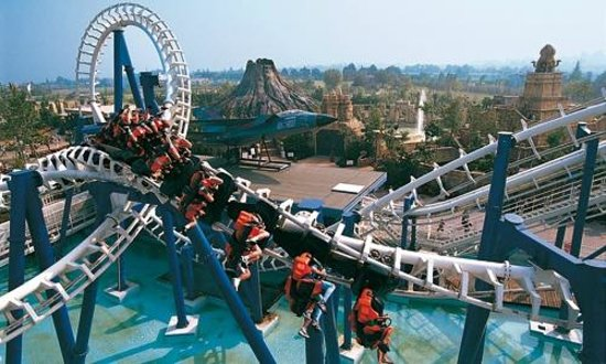 Castelnuovo del Garda, Italien:                   Provided by: Gardaland Resort