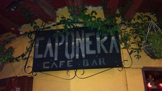 La Caponera Cafe Bar