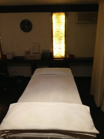 Hanoi Boutique Hotel:                   spa