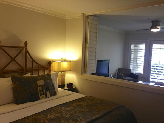 BEST WESTERN PLUS Island Palms Hotel & Marina: Sleeping area