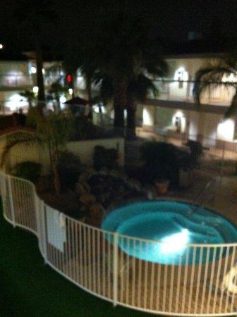 Red Lion Inn & Suites Phoenix-Tempe: Jacuzzi