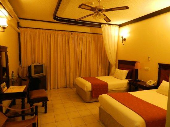 Cassia Lodge:                   部屋の様子