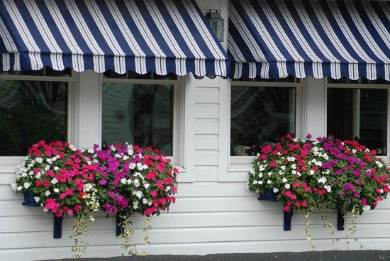 Cove Cafe :                   devanture invitante