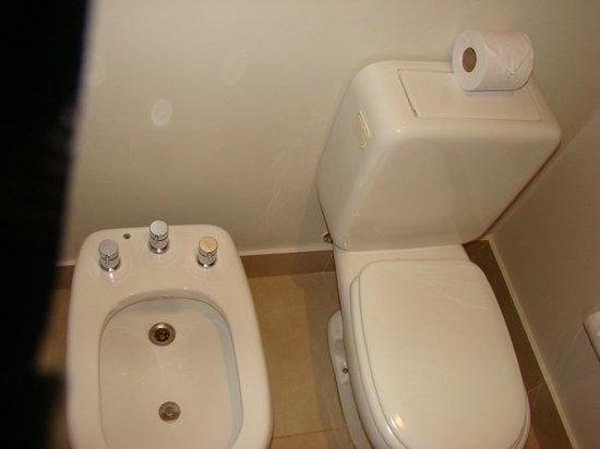 Loi Suites Iguazu: Toilet