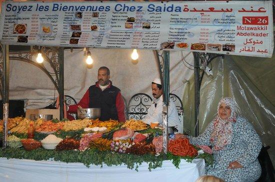 Saida No 26:                                                                         les cisiniers