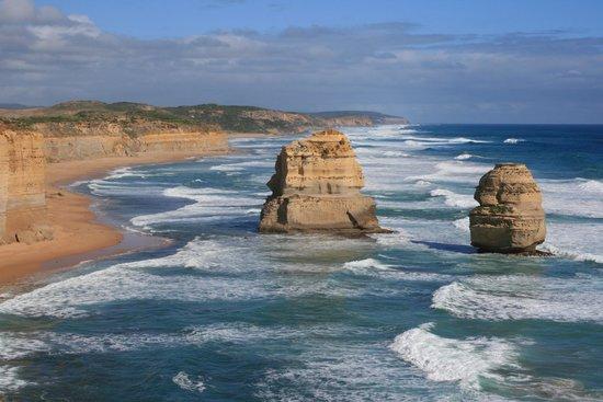 Princetown, Australia:                                     Twelve Apostles
